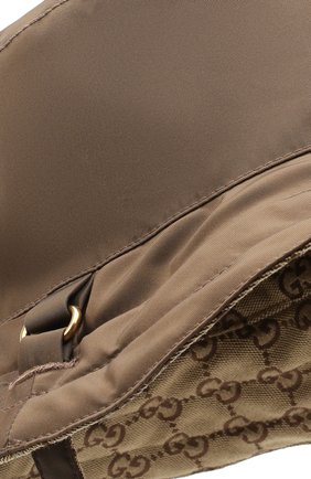 Мужская панама GUCCI коричневого цвета, арт. 626917/4HK78 | Фото 3