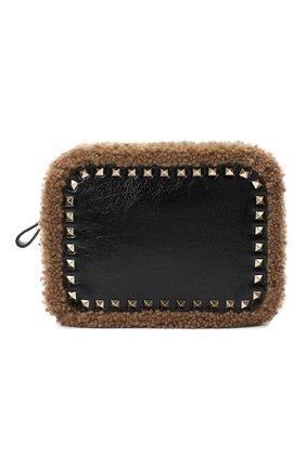 Женская сумка valentino garavani rockstud VALENTINO черного цвета, арт. UW2B0809/FHN | Фото 1