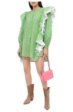 Женское платье ULYANA SERGEENKO разноцветного цвета, арт. ABC008SS20P (0333р19) | Фото 2