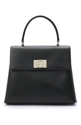 Женская сумка furla 1927 FURLA черного цвета, арт. BARPACO/ARE000 | Фото 1