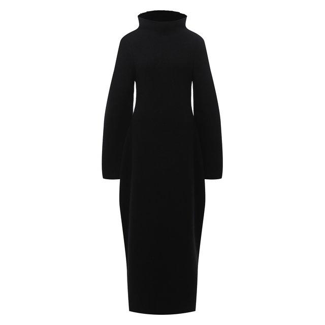 Шерстяное платье Jil Sander