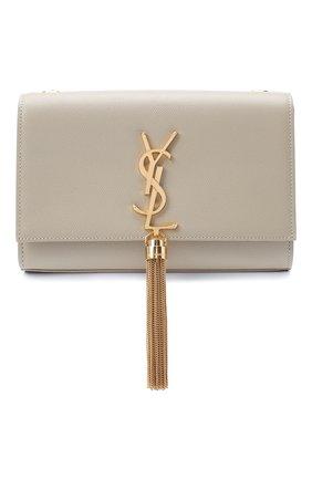 Женская сумка kate small  SAINT LAURENT бежевого цвета, арт. 474366/B0W0J | Фото 1