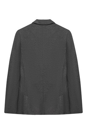 Детский пиджак DAL LAGO серого цвета, арт. N035/8111/13-16 | Фото 2