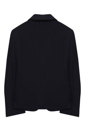 Детский пиджак DAL LAGO темно-синего цвета, арт. N035/8111/4-6 | Фото 2