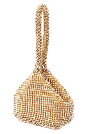 Детская сумка DAVID CHARLES золотого цвета, арт. 5613 | Фото 2