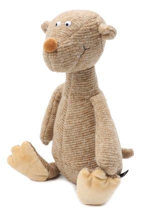Детского игрушка мишка SIGIKID бежевого цвета, арт. 39305 | Фото 2