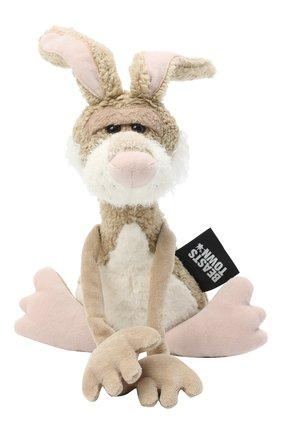Детского игрушка кролик SIGIKID бежевого цвета, арт. 39181   Фото 1
