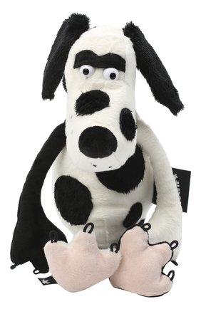 Детского игрушка собака SIGIKID черно-белого цвета, арт. 39180 | Фото 1