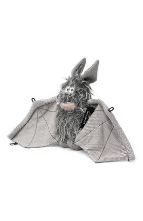 Детского игрушка летучая мышь SIGIKID серого цвета, арт. 39152 | Фото 2 (Материал: Текстиль)