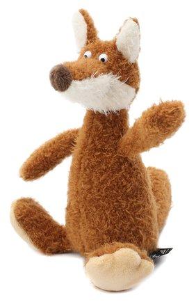 Детского игрушка лиса SIGIKID коричневого цвета, арт. 38876 | Фото 2