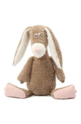 Детского игрушка кролик SIGIKID бежевого цвета, арт. 38924   Фото 1
