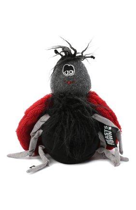 Детского игрушка божья коровка SIGIKID черного цвета, арт. 39183 | Фото 1