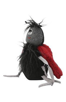 Детского игрушка божья коровка SIGIKID черного цвета, арт. 39183 | Фото 2