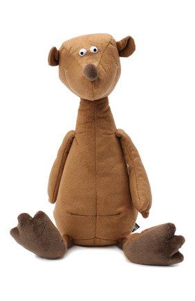 Детского игрушка мишка SIGIKID коричневого цвета, арт. 39306 | Фото 1
