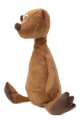 Детского игрушка мишка SIGIKID коричневого цвета, арт. 39306 | Фото 2