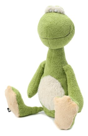 Детского игрушка лягушка SIGIKID зеленого цвета, арт. 38923 | Фото 2