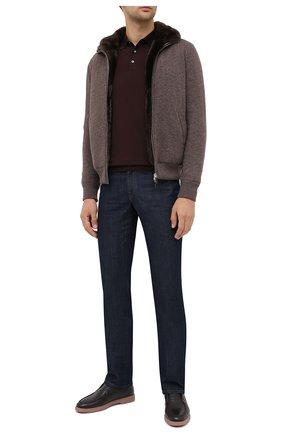 Мужская кашемировая куртка с меховой подкладкой SVEVO темно-бежевого цвета, арт. 0140SA20/MP01/2 | Фото 2