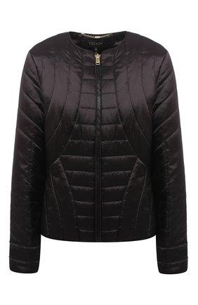 Женская куртка ESCADA черного цвета, арт. 5033914 | Фото 1