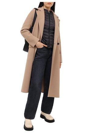 Женская куртка ESCADA черного цвета, арт. 5033914 | Фото 2