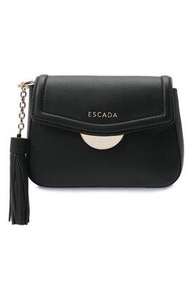 Женская поясная сумка ESCADA SPORT черного цвета, арт. 5033959 | Фото 1