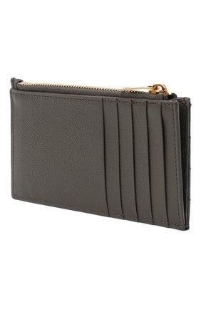 Кожаный футляр для кредитных карт Classic | Фото №2