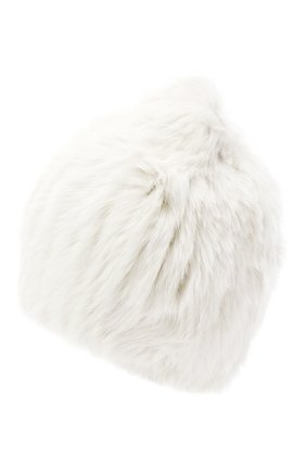 Женский меховая шапка YVES SALOMON белого цвета, арт. Y4854XXKLLUN | Фото 2