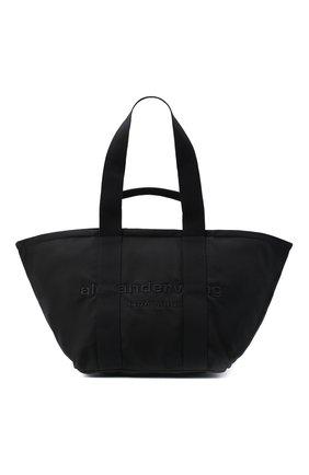 Женский сумка-тоут primal large ALEXANDER WANG черного цвета, арт. 20C220T105   Фото 1