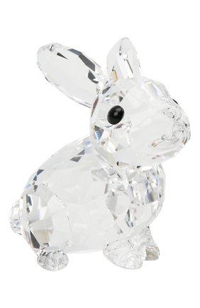 Мужская фигурка baby rabbit SWAROVSKI прозрачного цвета, арт. 5135942 | Фото 1