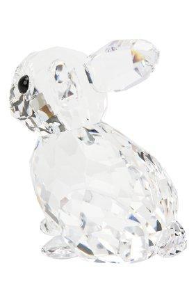 Мужская фигурка baby rabbit SWAROVSKI прозрачного цвета, арт. 5135942 | Фото 2