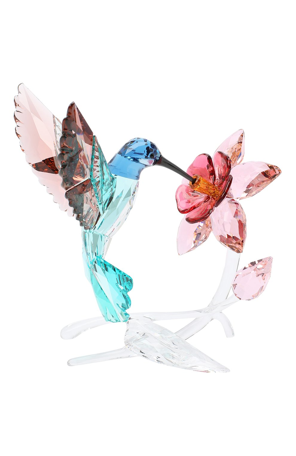 Мужского фигурка hummingbird SWAROVSKI разноцветного цвета, арт. 5461872 | Фото 2