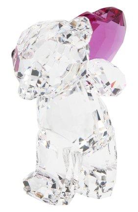 Мужская фигурка kris bear SWAROVSKI прозрачного цвета, арт. 5427995 | Фото 2
