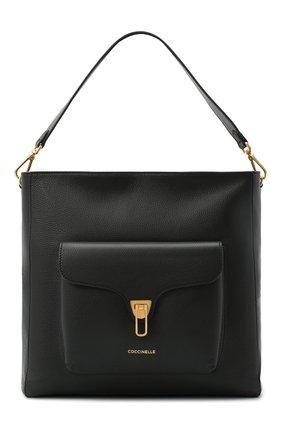 Женская сумка beat soft COCCINELLE черного цвета, арт. E1 GF6 13 01 01 | Фото 1