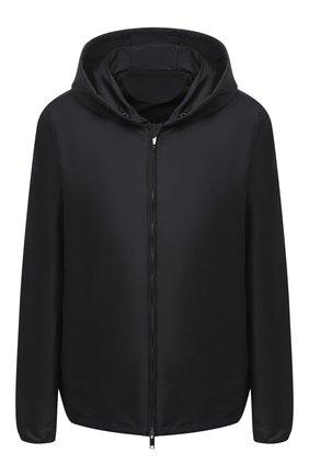 Женская куртка VALENTINO черного цвета, арт. UB3CI0H54HH | Фото 1