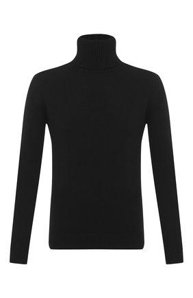 Мужской кашемировая водолазка SAINT LAURENT черного цвета, арт. 631860/YALJ2 | Фото 1