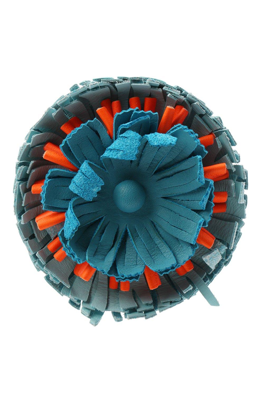 Женские украшение для сумки LOEWE синего цвета, арт. N691160X03 | Фото 1