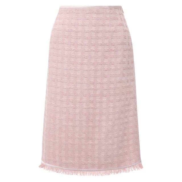 Хлопковая юбка Escada