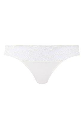 Женские трусы-стринги ANDRES SARDA белого цвета, арт. 3309255 | Фото 1