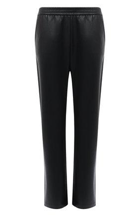 Женские брюки BOSS черного цвета, арт. 50436334 | Фото 1