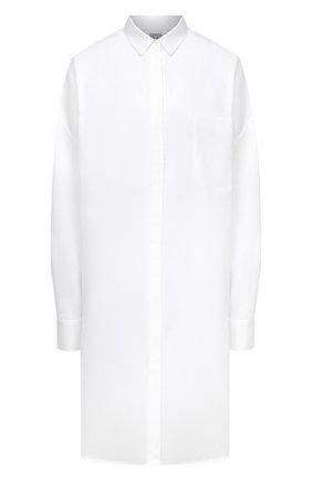 Женское платье TOTÊME белого цвета, арт. PINA 203-601-720 | Фото 1