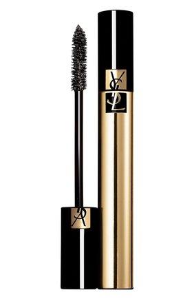 Женская тушь для ресниц с эффектом объема, 01 noir radical YSL бесцветного цвета, арт. 3614272972636 | Фото 1