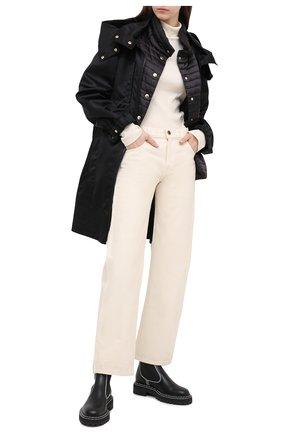 Женская комплект из куртки и жилета ESCADA черного цвета, арт. 5033916 | Фото 2