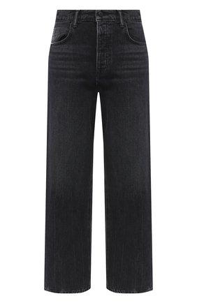 Женские джинсы DENIM X ALEXANDER WANG серого цвета, арт. 4DC2204718 | Фото 1