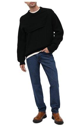 Мужские кожаные челси MOMA коричневого цвета, арт. 2CW122-TE | Фото 2
