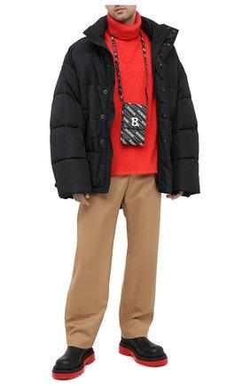 Мужские кожаные челси BOTTEGA VENETA черного цвета, арт. 630281/VBS50 | Фото 2
