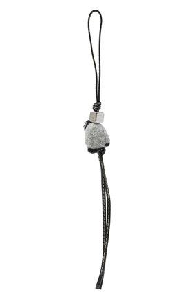 Женский брелок baby penguin LOEWE серого цвета, арт. C621232X23 | Фото 2