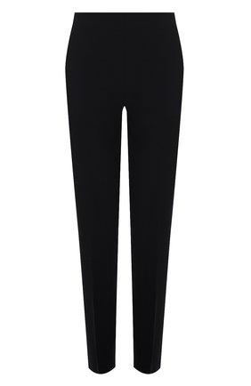 Женские шерстяные брюки RALPH LAUREN черного цвета, арт. 290618874 | Фото 1