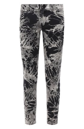 Мужские джинсы DOLCE & GABBANA черно-белого цвета, арт. GYC4LD/G8CV9 | Фото 1