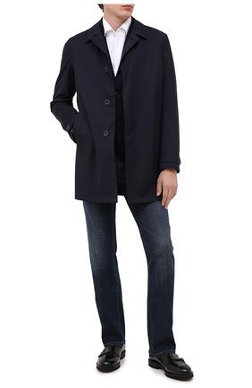 Мужские кожаные монки H`D`S`N BARACCO черного цвета, арт. 80405.0* | Фото 2