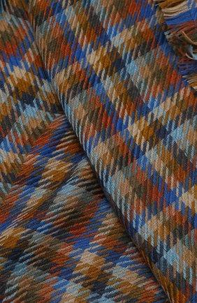 Мужской шарф из кашемира и шелка LORO PIANA разноцветного цвета, арт. FAL2933 | Фото 2