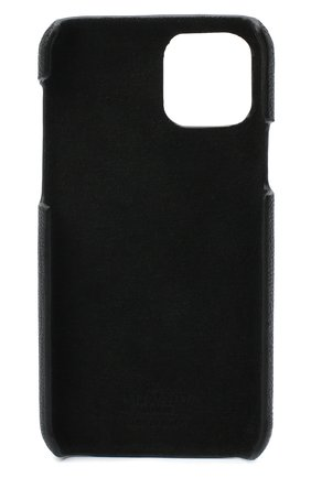 Мужской чехол valentino garavani для iphone 11 pro VALENTINO черного цвета, арт. UW2P0U22/ACY | Фото 2